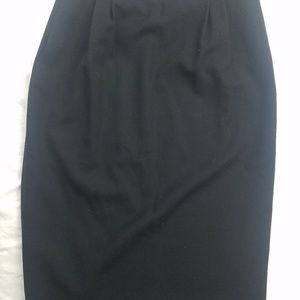 Austin Reed wool straight length skirt size 10